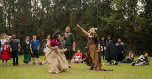Festival Medieval traz clima viking a São Paulo