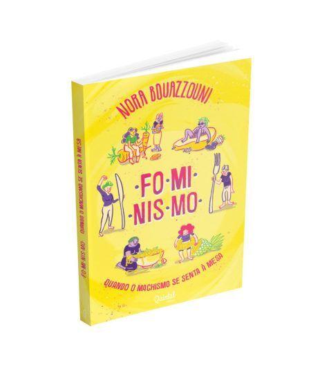 "Livro ""Fominismo"" de Nora Bouazzouni"