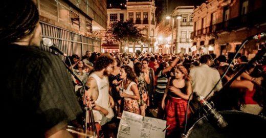 Forró da Ouvidor agita o Centro do Rio toda semana