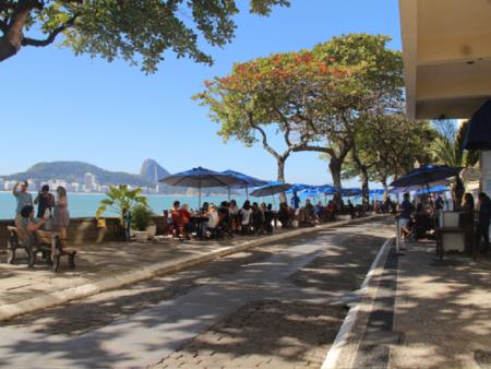 Forte de Copacabana abriga museu com exposições, fortificação e cafés