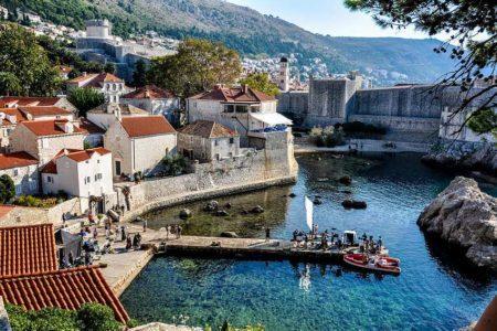 Dubrovnik, na Croácia,