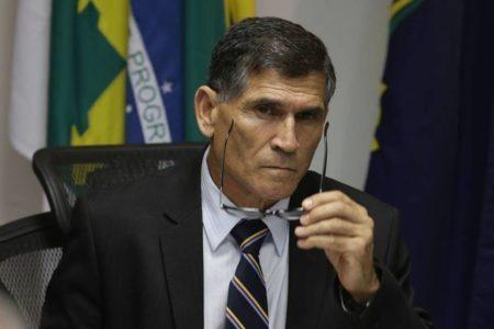 general Carlos Alberto Santos Cruz
