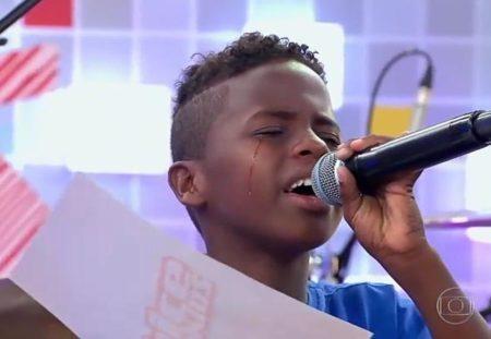 jeremias cantando