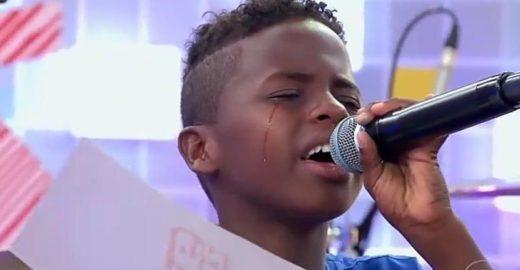 Jeremias vence The Voice Kids e emociona por razão especial