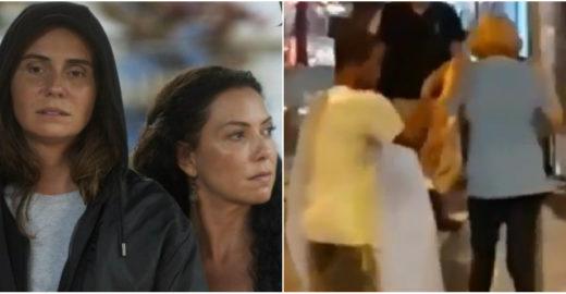 Atriz aponta racismo em vídeo de Antonelli sobre chuvas no Rio