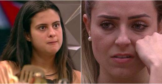 BBB 19: Paula agrediu Hariany antes do episódio de expulsão