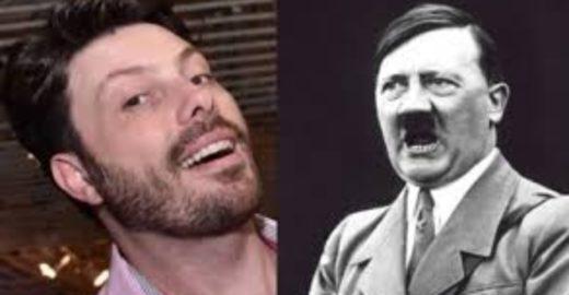 Dimenstein: o que  Gentili tomou antes de se comparar a Hitler?