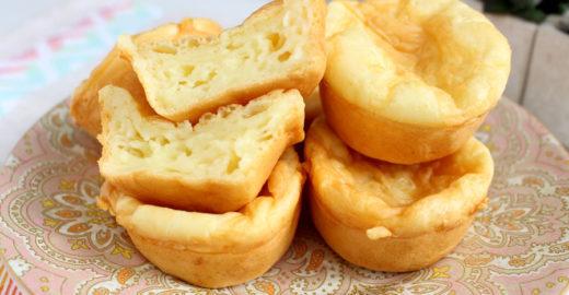 Pão de queijo de tapioca é diferente de tudo que você já provou