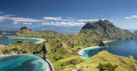 Indonésia vai fechar ilhade Komodo para visitação
