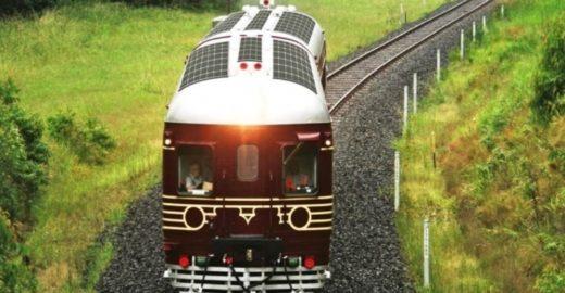 Trem solar vai ligar o norte da Argentina a Machu Picchu