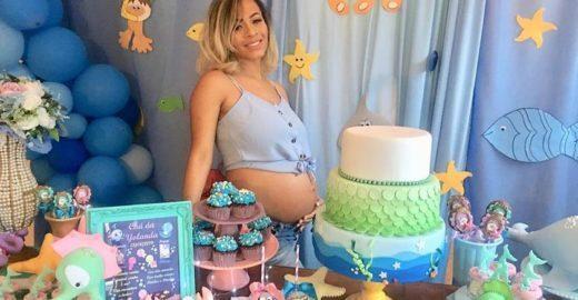 Filha da atriz Juliana Diniz morre logo após o nascimento