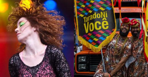 Karina Buhr e Tarado ni Você tocam na 'Primavera, Te Amo' no MIS