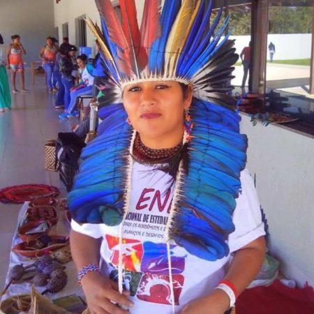 Kerexu, liderança indígena