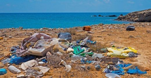 Parlamento europeu aprova proibição de plástico descartável