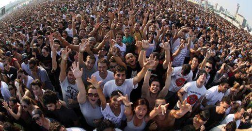Lollapalooza é acusado de explorar moradores de rua