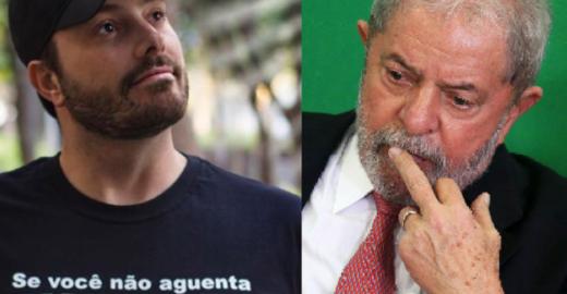 Dimenstein: bobagens sobre a prisão de Danilo Gentili e Lula