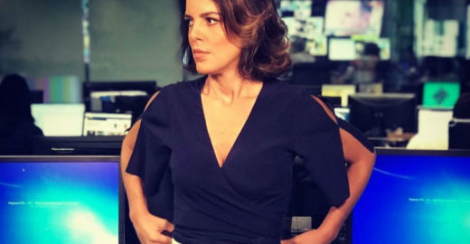 Jornalista da Globo Mariana Gross passa perrengue ao vivo na TV