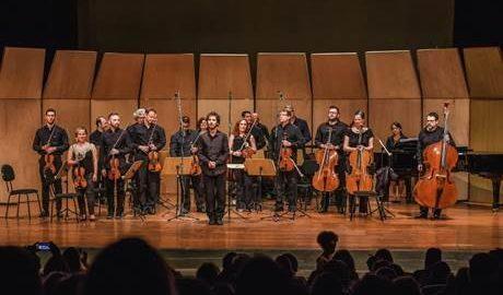 Orquestra Moderna se apresenta no MASP