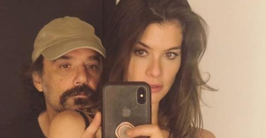 Marido de Alinne Moraes rebate seguidor que o chamou de feio
