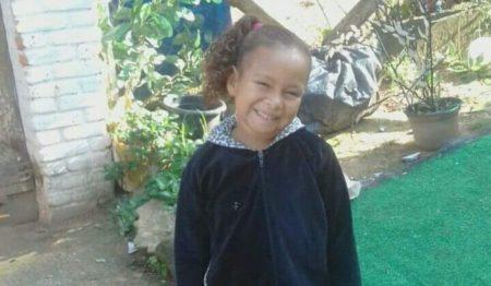 menina de seis anos achada morta