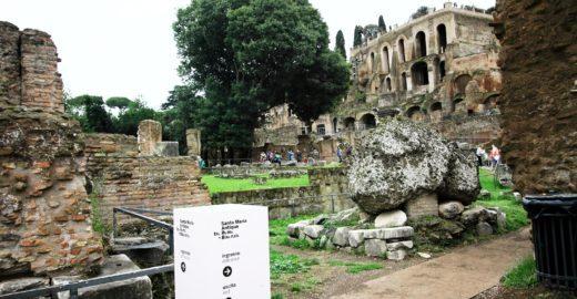 Roma é colírio para amantes de arquitetura e arte