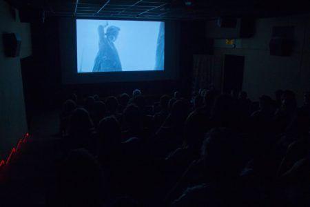 sessão de cinema da mostra do filme livre em 2018