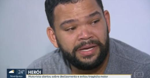 Motorista diz que tentou salvar avó, neta e taxista mortos no Rio