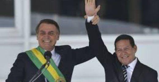 Pesquisa com Mourão vai enfurecer Jair Bolsonaro e seus filhos
