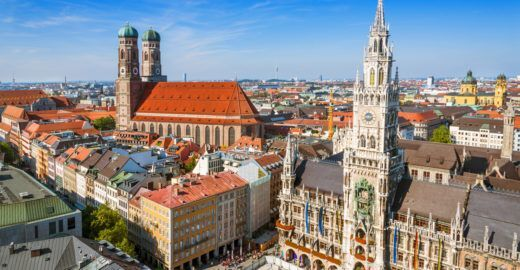 Lufthansa faz promoção de passagens aéreas para Munique