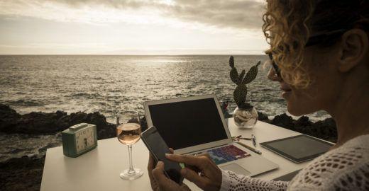 Nomadismo digital sem medo: dicas para trabalhar viajando