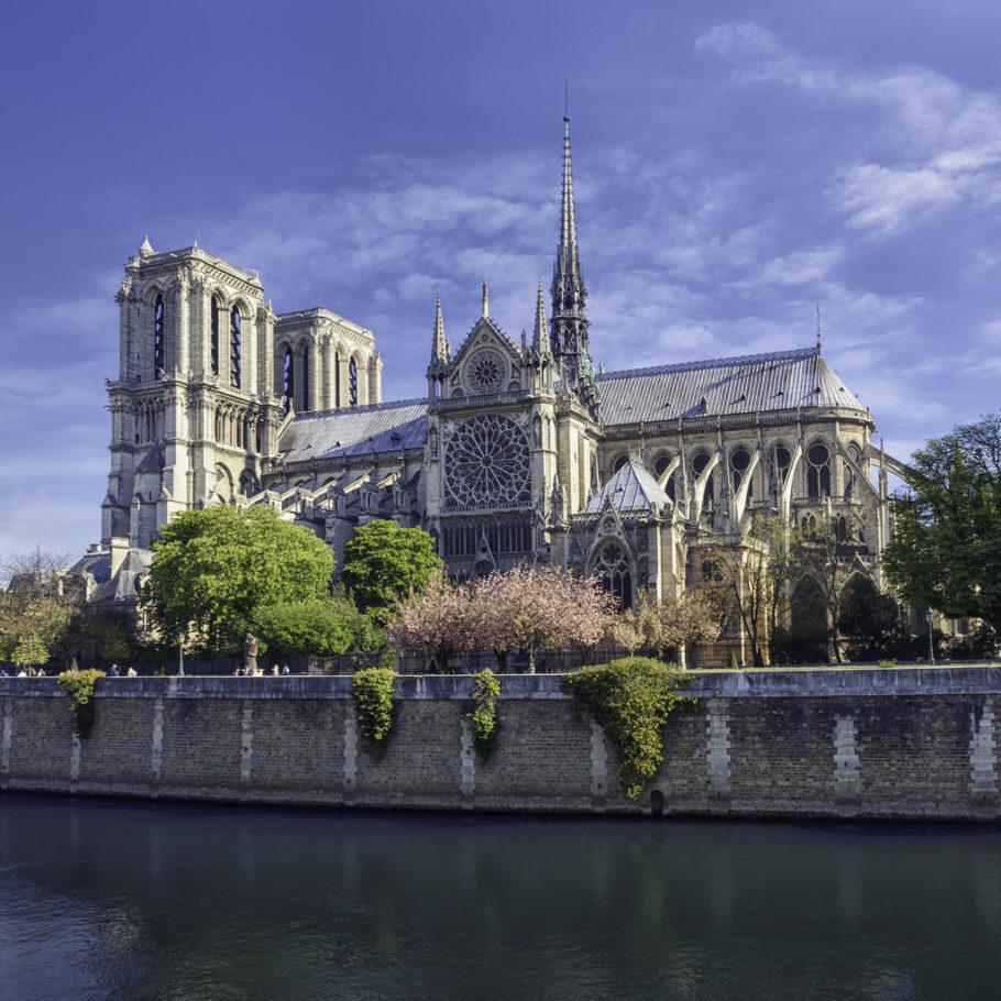 catedral de Notre Dame, em Paris