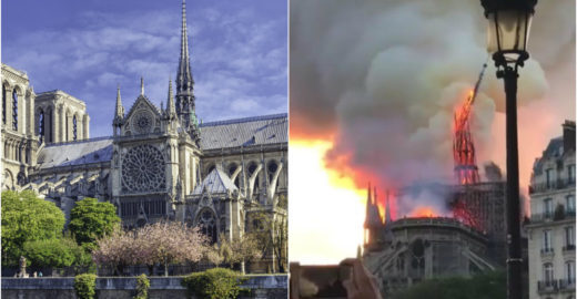 Símbolo de Paris, Notre-Dame levou 182 anos para ser construída
