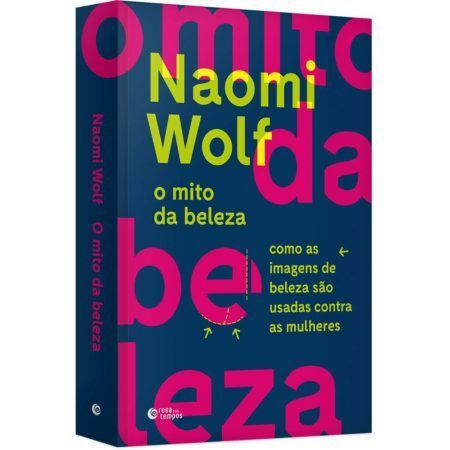 "Livro ""O mito da Beleza"", de Naomi Wolf"