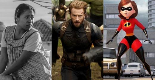 Os melhores filmes de 2018 ganham novas sessões no Sesc