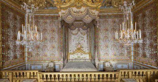 Palácio de Versalhes, na França, reabre quarto de Maria Antonieta