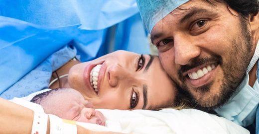 Patricia Abravanel dá à luz terceiro filho e nome intriga web