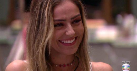 BBB 19: Paula diz que vai ajudar Hariany financeiramente