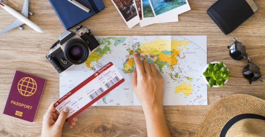 Planilha ajuda você organizar melhor sua viagem