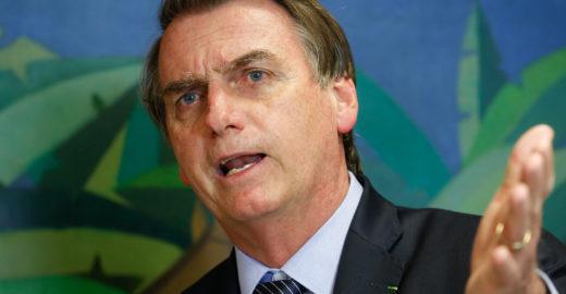 Estadão: Bolsonaro ignora desempenho medíocre da economia