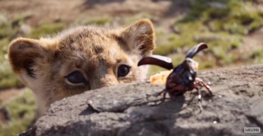 Saiu o trailer oficial do live-action de 'O Rei Leão'