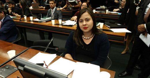 Sâmia Bomfim denuncia que foi agredida no Congresso Nacional