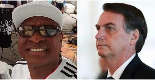 3 tweets de Bolsonaro confirmam seu silêncio sobre homem fuzilado