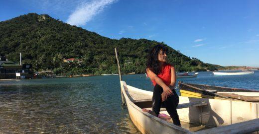 Sozinha na Guarda do Embaú: uma trip cheia de belezas e mistério