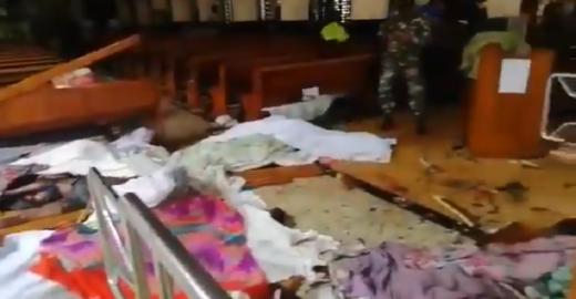 Explosões no Sri Lanka deixam ao menos 200 mortos na Páscoa