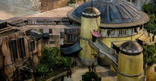 Nova área Star Wars na Disney terá passe exclusivo para banheiro