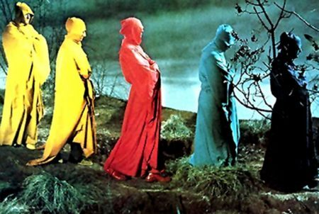 """""""The Masque of the Red Death"""" (1964)"""