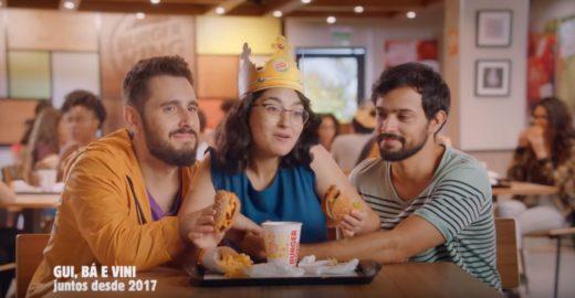 Na contramão do governo, Burger King usa diversidade a seu favor