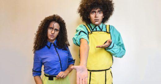 Racismo na infância é tema de debate na peça 'Príncipe Crioulo'