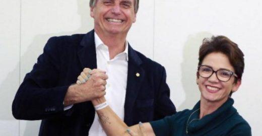 Mulher ameaçada de morte vira um grande problema para Bolsonaro