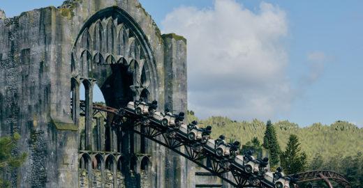 Universal revela mais detalhes da montanha-russa de Harry Potter